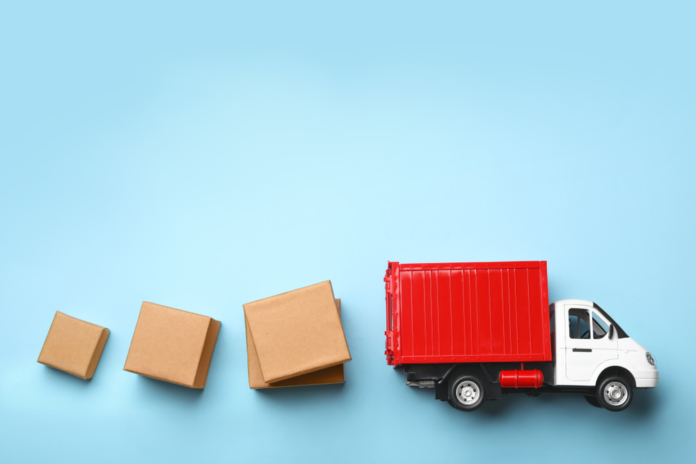 INretail Logistiek