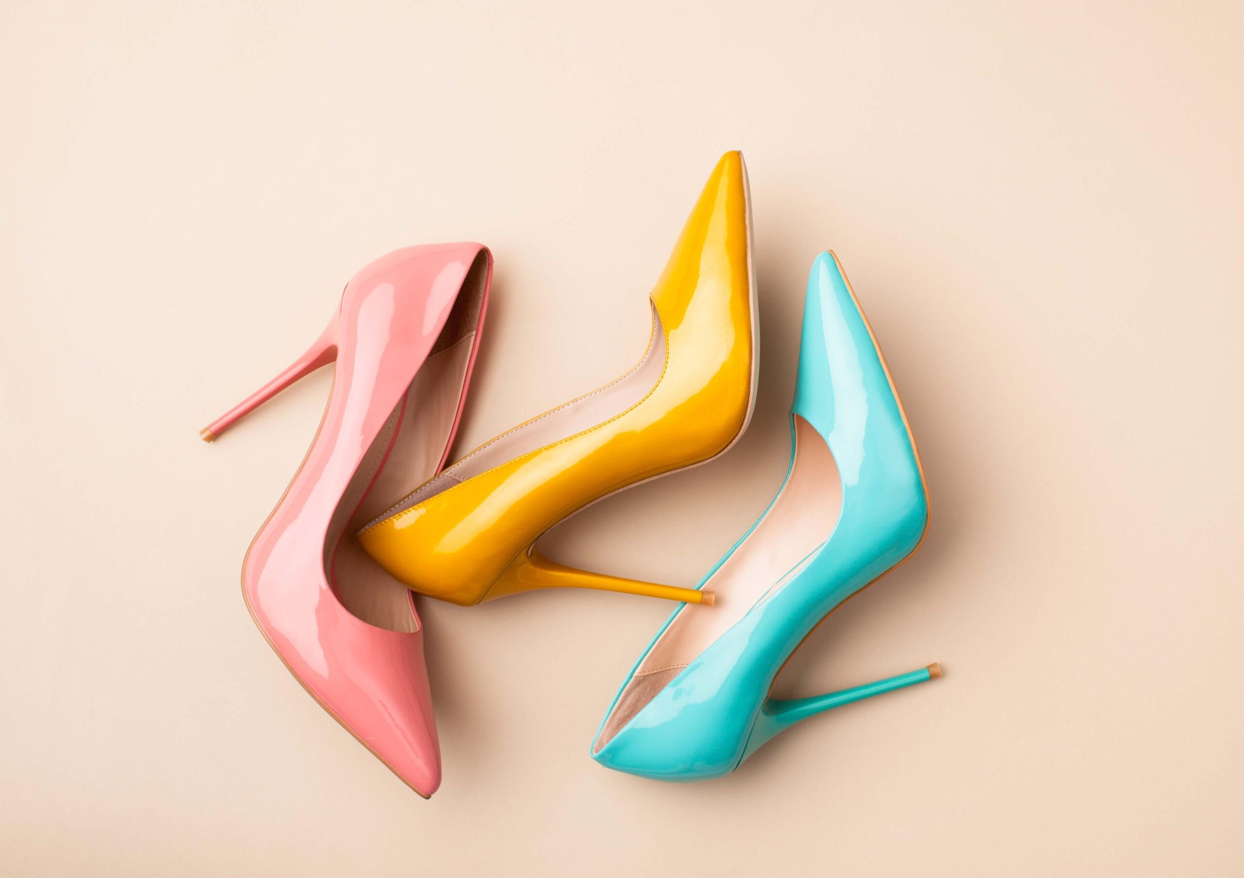 Kwartaalcijfers schoenenbranche