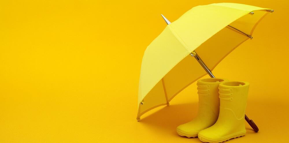 Waterschade door hevige regenval?